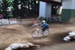 プッシュの基礎からもう一度!この日もロール練習@ゴリラ公園BMXコース