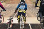 全日本BMX選手権大会1週間前の日本サイクルスポーツセンター
