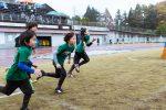 スポーツ鬼ごっこの運動量ってどのくらい?歩数調査結果から他のスポーツとの違いを検証してみたい