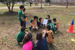 子どもたちのコミュニケーション力を伸ばすスポーツ鬼ごっこ