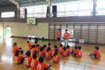 創意工夫の力とコミュニケーション能力!スポーツ鬼ごっこ第2回埼玉県トレセン