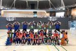 第5回都道府県選抜大会当日のスポーツ鬼ごっこ体験会
