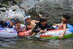 奥秩父にある荒川源流へ!トラウトオン入川でBMX仲間たちと川遊び&釣りBBQ 2018