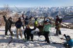 【2019雪山会1日目】BMXキッズレーサーinかぐら スキー場