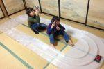 材料費1000円!親子で自作ミニ四駆コースを作って遊ぼう