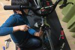 長男チャレンジ!自分で街乗り&トレーニング用BMXを1から組む