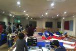 長男3位入賞!埼玉熊谷にオープンしたドルフィン模型の新春初ミニ四駆レース