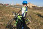 次男ロードデビュー!小学1年生が初めての24インチロードバイクに乗ってみた