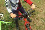 ハンドルカスタム失敗!20インチ超軽量ジュニアバイク「FROG55」のBMXレース用ハンドル交換
