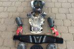 BMXキッズライダーを守る各種プロテクター一式